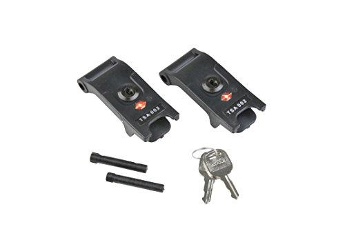 SKB TSA Locking Latch Kit (2-Piece), Small, Black by SKB Corp.