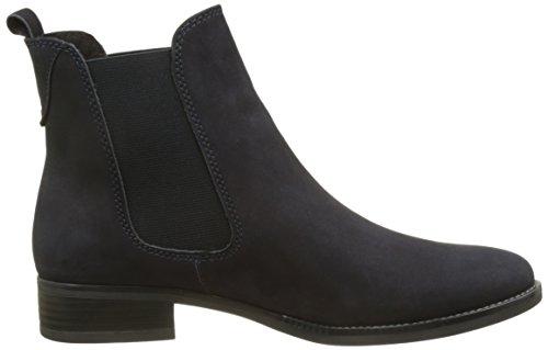 Caprice Boots 3 Blue Women's Chelsea 25317 n8xqvwR1g8