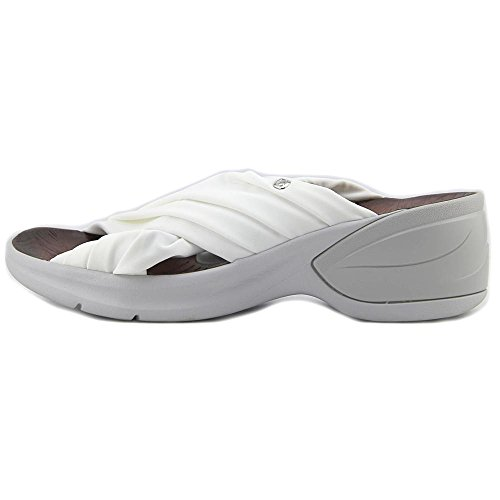 BZees Womens Knockout Sandal White looking for for sale D6ilbvKI