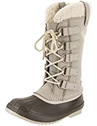 SOREL Womens Joan Of Arctic Lux Shearling Boot Ancient Fossil/Sea Salt 12 B(M) US