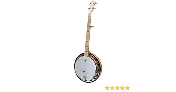 Deering Goodtime 2 5-String Banjo, Left-Handed