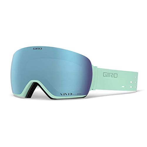 dba7f9680590 Giro Lusi Womens Snow Goggles Silicone Mint - Vivid Royal Vivid Infrared