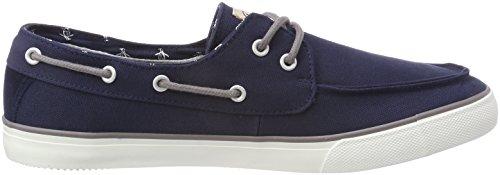 Penguin Laguna Herren Sneaker Blau Blue (Navy Canvas)