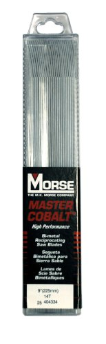 MK Morse RBMC95014T25 Master Cobalt 9