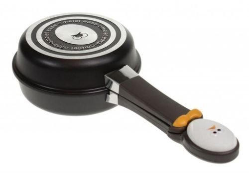 (New Joie Egg Face Nonstick 5