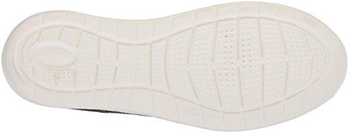 Crocs Kvinders Literide Lace-up Sort / Hvid jso656ig8a