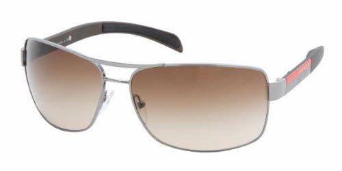 PRADA SUNGLASSES SPS 54I BROWN 5AV-6S1 - Prada 2016 Eyeglasses