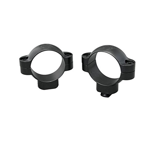 Leupold Std 30Mm High Rings Matte 49959 ()