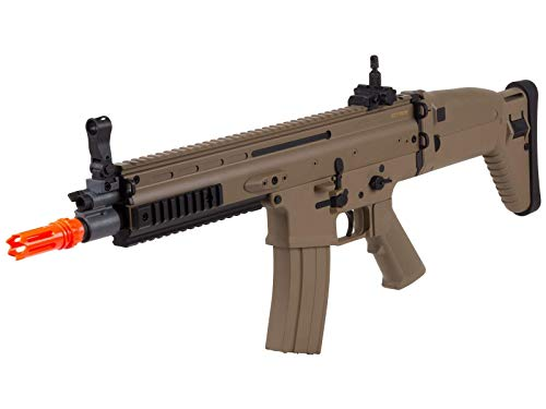 Palco Sports Airsoft - Model 200962 Fn Scar-L AEG Abs Body, Metal Gears/Gearbox- -
