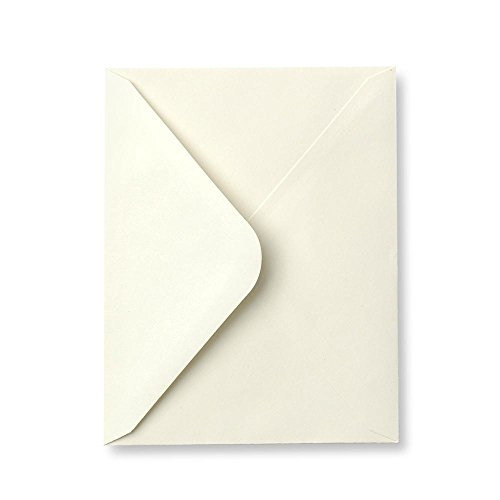 Ivory A2 Envelopes - 50 Count