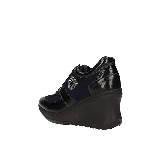 Donna Rucoline 83564 Navy 1800 Sneakers atrZxtPq