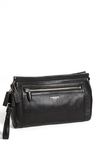 Coach Legacy Leather Clutch Handbag