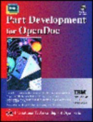 Part Development for Opendoc by Brand: Prentice Hall