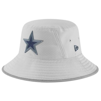 8f7acbdd4b1aa Image Unavailable. Image not available for. Color  Dallas Cowboys New Era  Youth Training Bucket Hat
