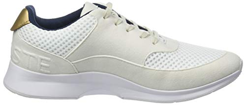 Lacoste 318 65t Bianco off Donna Chaumont Beige 2 Sneaker Wht Spw wht PxUPpwr