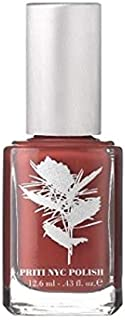 product image for Priti NYC Vegan Nail Polish 353 Heart Throb Hibiscus - Rusty Orange - .43 Ounce