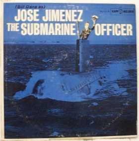 bill dana jose jimenez the submarine officer amazon com music