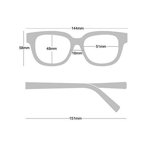 Nueva Gafas aire Personalidad sol estrella Negro Regalo Mujeres UV protección libre Excursionista de Ocio Frame conducción Protección sol Vintage de Me Protección solar polarizadas Black al de UV400 gafas Gray Rosa de 0wxza