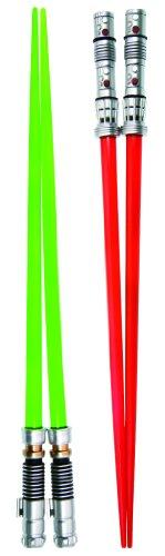 Kotobukiya Star Wars Luke Skywalker and Darth Maul Lightsaber Chopsticks