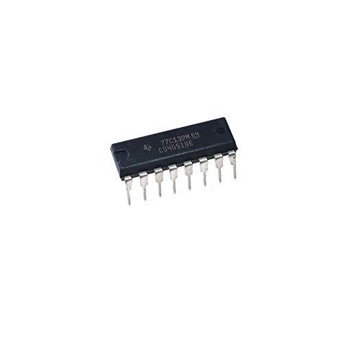 MAO YEYE 20pcs/lot DIP CD4051BE DIP-16 CMOS Logic IC 4000 Series CD4051 New and ()