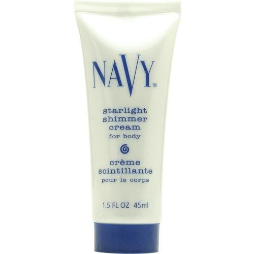 (Navy Starlight Shimmer Cream 1.5 Oz By Coty 9 pcs sku# 417404MA)