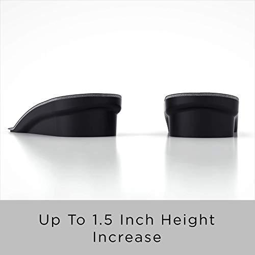Mendez™ Premium Height Increase Insole - Advanced Comfort and Ergonomics, Shoe Lifts for Men & Women, Heel Lifts for Shoes, Elevator Shoe, Shoe Lift, Height Increasing Insole Kit, 1.5 inch by Mendez Insole Design Inc. (Image #2)