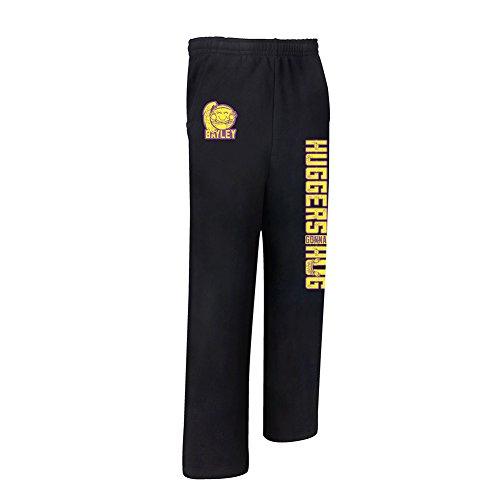 WWE Bayley Huggers Gonna Hug Sweatpants Black XL by WWE Authentic Wear
