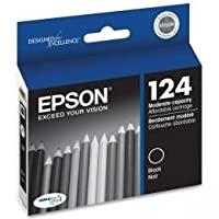 Epson DURABrite T124520 Ultra 124 Moderate-capacity Inkjet Cartridge Color Multipack -1 Cyan/1 Magenta/1 Yellow from Epson