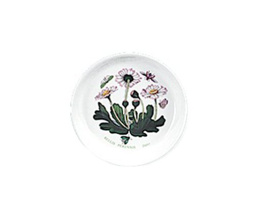 Portmeirion Botanic Garden Coasters and Sweet Dishes 4.5 in.D (Set of 2)