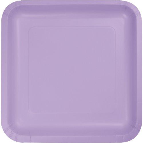 Creative Converting Square Luscious Lavender