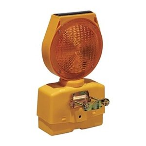 Cortina Safety Products 03-10-SBLG Solar Barricade Lamp, ...