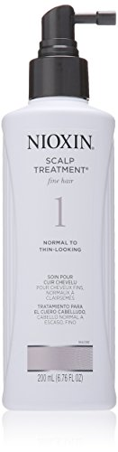 Nioxin System 1 Scalp Activating Treatment for Fine Natural Normal-Thin Hair, 6.76 Ounce