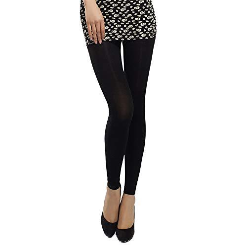 ZEFOTIM Clearance Women Anti Varicosestockingsof Pantyhose Sleep Pants (Free Size,Black)
