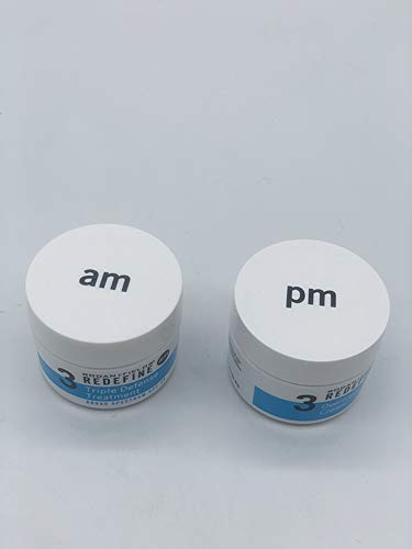Rodan + Fields Redefine Triple Defense AM & Overnight Restorative Cream - Triple Defense