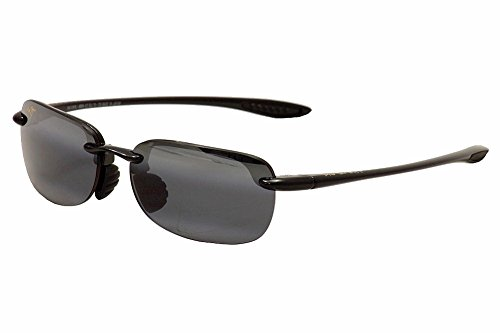 Maui Jim Sunglasses | Sandy Beach 408-02 | Polarized Rimless