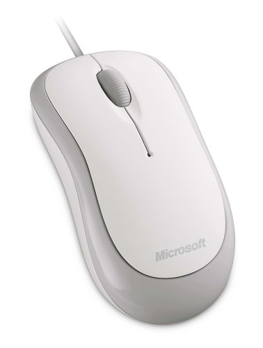 Microsoft Basic Optical Mouse for Business - White (4YH-00006) ()
