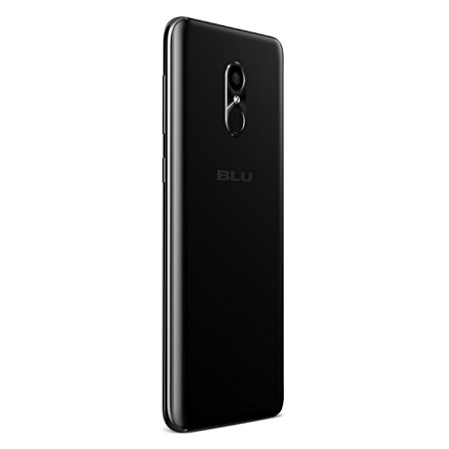 BLU-Pure-View-32GB-3GB-RAM-57-HD-189-Display-Smartphone-with-Dual-Front-Selfie-Cameras-Black