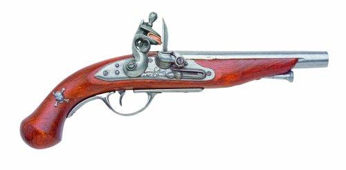 Denix 18th Century Pirate Flintlock Replica Gun - Non-Firing Replica
