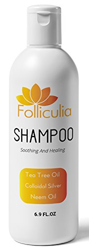 - Reduces Itching and Irritation On Scalp- Proprietary Researched Concentrated Formula For Scalp Folliculitis - 6.9 Ounces (Antimicrobial Shampoo)