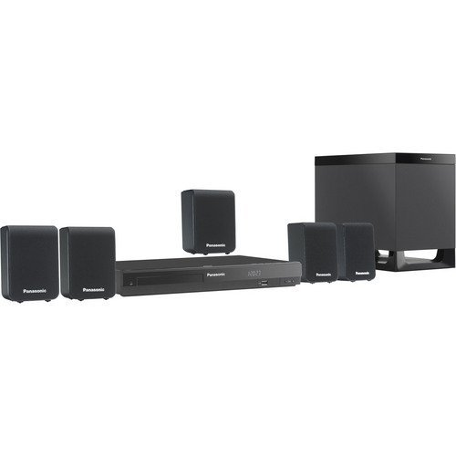 Panasonic SC-XH10 Multi-System PAL NTSC All Multi Region Code Free Home Theater System 110-220 Volts for WorldWide Use