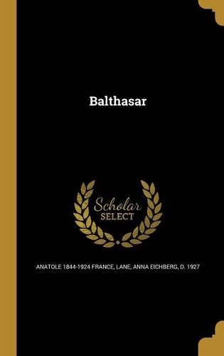book cover of Balthasar