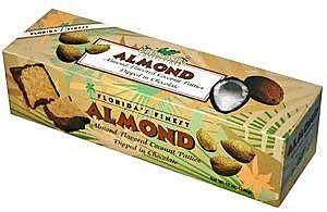 Almond Flavor Coconut Patties - 12 ounce - 2 Pack