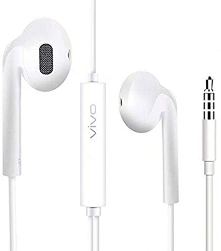 Vivo High Bass Wired Earphone with mic for Vivo Y93
