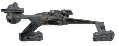 Hallmark Klingon Battle Cruiser Star Trek 2009 Hallmark Keepsake Ornament