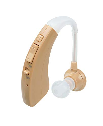 Clearon Rechargeable Digital Hearing Amplifier VHP 220T - 500 Battery Life Cycles of Charge and Discharge - FDA Approved