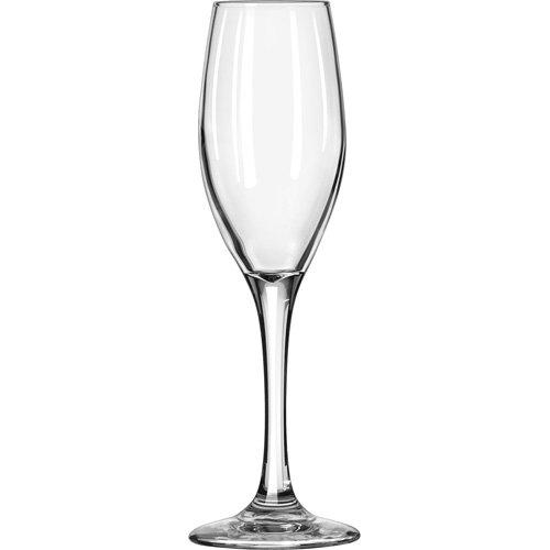 (Libbey 3096 Perception 5.75 Oz. Flute Glass - 12 / CS by Libbey)