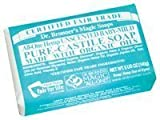 Cheap Dr. Bronner – Organic Unscented Baby-Mild Soap, 5 oz bar soap