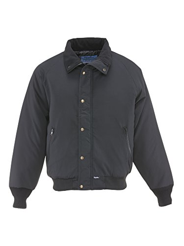 RefrigiWear Men's ChillBreaker Three Season Jacket Black 2XL