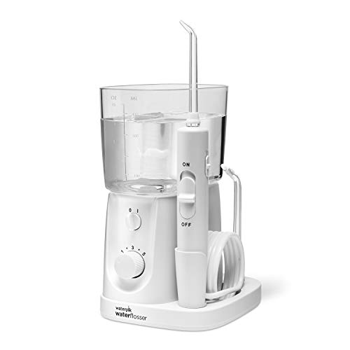 Waterpik Water Flosser For Teeth, Portable Electric For Travel and Home – Nano Plus, WP-320