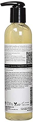 Scalp Rescue Styling Gel – Organic Formula Unisex Gel – Control frizz and fly away hair – Curly hair community favorite - Gives a Flexible Hold